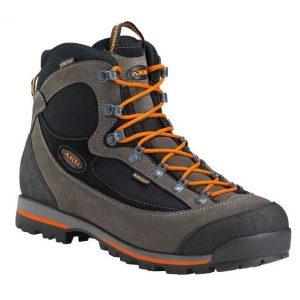 AKU TREKKER LITE II GTX (scarpa trekking alta impermeabile, tra le più resistenti della sua linea, adatta a escursioni lunghe e impegnative grazie alla comodità ed alta traspirabilità)