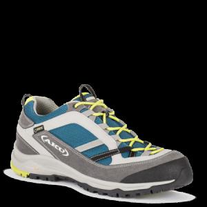 AKU EGO GTX (scarpa trekking bassa impermeabile, molto comoda e resistente, adatta ad escursioni impegnative ma di breve durata)