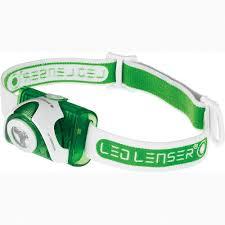 LED LENSER SEO3 (Il facile da usare seo3 proiettore utilizza tre LED bianchi di alta qualità con fino a 90 Lumen. Il risparmio energetico in si ottiene un' impressionante durata della luce di circa 40 ore a 15 lumen.)